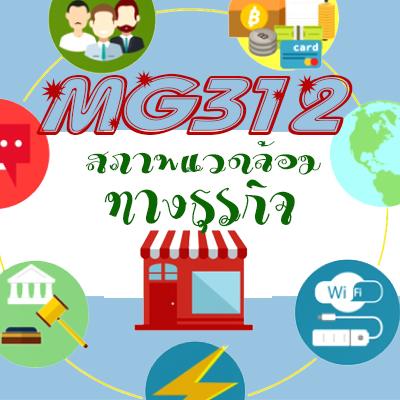 MG312 สภาพแวดล้อมทางธุรกิจ 2/2562